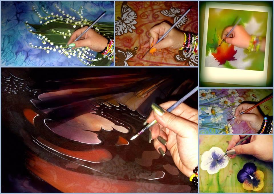 Рисуване-Таня